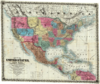 Atwood map of usa 1851c