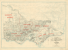Map showing the pastoral holdings of the port phillip district 183551 now victoria